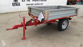 Ravenna trailer used dropside flatbed