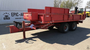 Tipper trailer BMA