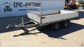 Hapert heavy equipment transport trailer D2700 09