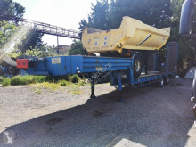 Louault Non spécifié trailer used heavy equipment transport