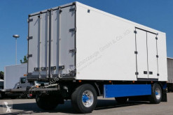 Van Hool box trailer 2K0019