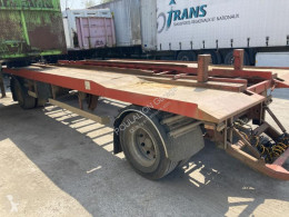 Remorque Samro Non spécifié porte containers occasion