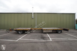 Draco 2 FLATBED TRAILER EXTENDABLE 2X trailer used flatbed