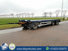 GS flatbed trailer SAF 28 TON