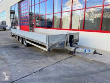 Anhänger Maschinentransporter Tandem-TiefladerWenig benutzt