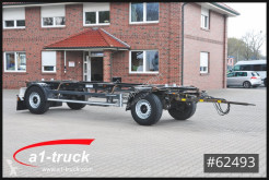 Remorque Schmitz Cargobull BDF Anhänger AFW 18 Standard 7.45, châssis occasion