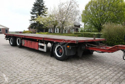 Vogelsang flatbed trailer VA-10-181OPN!!OPEN LAADBAK!!TWISTLOCKS!!