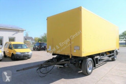 Saxas box trailer AKD 71-11