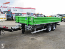 Tipper trailer Tandemkippanhänger IDMS2-TD119A Kippanhänger