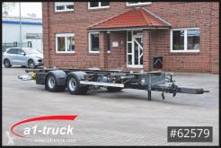Sommer chassis trailer AZW 18, Jumbo, VERZINKT + zwilling, SAF