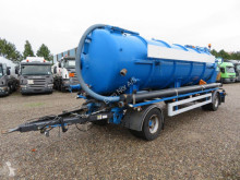 Varig Hvidtved Larsen 12.000 L. trailer used tanker