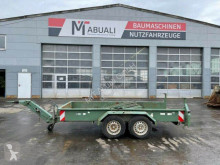 Obermaier TPV 3035 ** BJ. 1999 / z.g 3000 KG trailer used heavy equipment transport