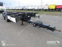 Krone Zentralachsanhänger Wechselfahrgestell Standard trailer used chassis