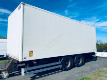 Lecitrailer trailer used plywood box