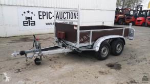 Tipper trailer Van Weel