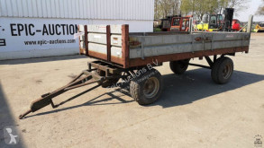 Dropside flatbed trailer GWL