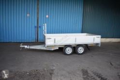 Plató pótkocsi Aanhangwegen 750kg
