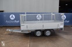 Remorque plateau Plateau Aanhangwagen 750kg