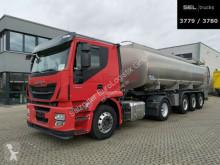 Remorque Feldbinder HLW STA 35 / Milch / 2 Kammern / 27.000 l citerne alimentaire occasion