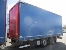 Fruehauf tautliner trailer Non spécifié