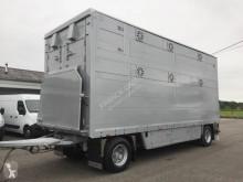 Pezzaioli livestock trailer trailer 2 étages