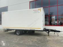 Möslein 1 Achs Kofferanhänger 4,5 t GG Durchladbar trailer used box