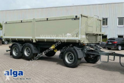 Tipper trailer Müller DKA 68, Alu-Bordwände, 21m³, Liftachse