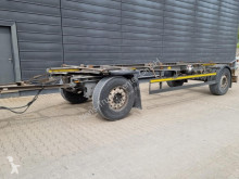 Remorque Schmitz Cargobull AWF 18 / BDF / Lafette / Container / Wechselsystem châssis occasion