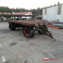 Remorca platformă ARB Fabrequipa R19502-6