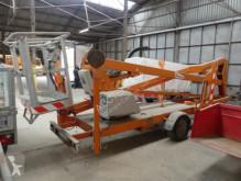 Thomas aerial platform trailer