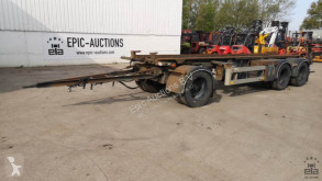 Van Hool 3K0016 trailer used container
