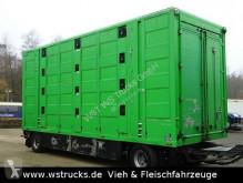 Livestock trailer trailer Menke 4 Stock Vollalu Tränken Viehanhänger