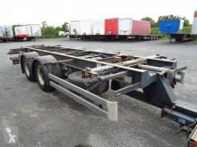 Rimorchio portacontainers Lecitrailer Porte caisse mobile