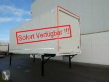 Remorca transport containere Krone Jumbo Wechselkoffer Heck Alu.-Rolltor