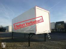 Remorque porte containers Krone Wechselkoffer Heck Alu.- Rolltor