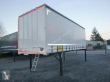 Krone Heck mit Portaltüren trailer used container