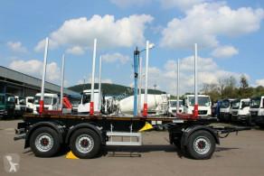 Timber trailer EuromixMTP Kurzholz ANH 3-Achser