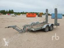 Remorque plateau Ecim E350AF