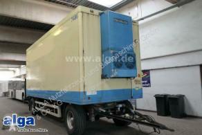 Remolque frigorífico Wellmeyer Wellmeyer AKO 18, Frigoblock HK 25 L,Doppelstock