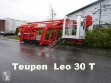Remolque Teupen Leo 30 T plataforma elevadora usado