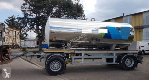 Louault food tanker trailer INOX alimentaire
