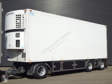 Jumbo TV300VE / THERMOKING / LIFT AXLE trailer used mono temperature refrigerated