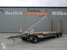 Przyczepa Müller-Mitteltal T3 Profi 30.0 Verzinkt*Tieflader*1.Hand*HU 01,22 do transportu sprzętów ciężkich używana