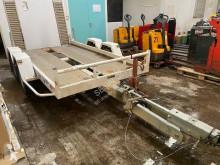Przyczepa Moiroud do transportu sprzętów ciężkich używana