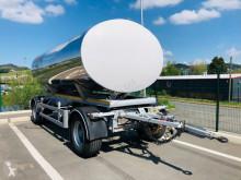 Louault food tanker trailer mono compartiment