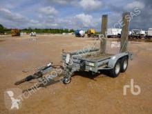 Remorque Ecim E250AF plateau occasion