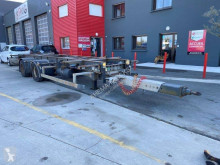 Anhænger containervogn Samro 2 essieux centraux porte caisse