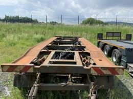Hüffermann HAR 18.70/ Anhänger für Abrollcontainer trailer used