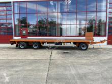 Anhænger flatbed 3 Achs Jumbo- Plattform Anhänger