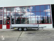 Möslein Tandemtieflader-- Neuwertig -- trailer used heavy equipment transport